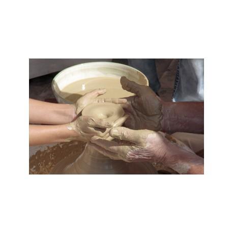 Glina rzeźbiarska, masa ceramiczna CGS KAFEL